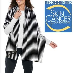 NWT UPF 50+ Convertible Sun Protection Wrap/Scarf